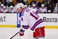 Marc Staal New York Rangers Stock Image