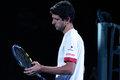 Marcelo melo bra vienna austria october during his final doubles match with lukasz kubot pol against jamie murray gbr and john Stock Photos