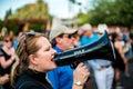 March Against Racsim Tucson