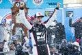 NASCAR: March 26 STP 500 Royalty Free Stock Photo