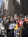March For Our Lives, New York Royalty Free Stock Photo