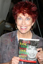 Marcia wallace at the hollywood collector s show in burbank ca on july Stock Images