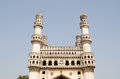 Marco de charminar hyderabad Imagem de Stock Royalty Free