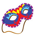 Mardi Gras Mask 6 Royalty Free Stock Photo