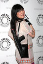 Margaret cho arriving at the drop dead diva season finale at the paley center for media paley center for media beverly hills ca Royalty Free Stock Image