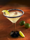 Margarita on the Rocks Royalty Free Stock Photo