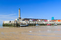 Margate kent england seafront uk Royalty Free Stock Images