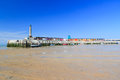 Margate kent england seafront uk Stock Images