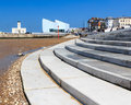 Margate kent england seafront uk Stock Photo