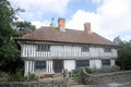 Margates tudor house Stock Photos