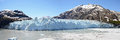 Margerie Glacier in Glacier Bay Royalty Free Stock Photo