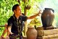 Mari Mari Cultural Village tour guide in Sabah, Malaysia