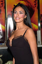 Maria grazia cucinotta maria grazia cucinotta maria grazia cucinotta virginie ledoyen feb actress at the hollywood premiere of the Royalty Free Stock Photos