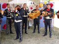 Mariachi Band at the Mall Royalty Free Stock Photos
