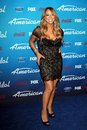 Mariah carey at the american idol finalists party the grove los angeles ca Stock Photo