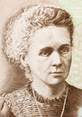 Marie Curie Royalty Free Stock Photos