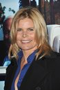 Mariel Hemingway,Jerry Weintraub Royalty Free Stock Images