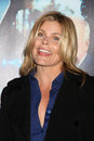Mariel hemingway los angeles mar arrives at the hbo s his way los angeles premiere at paramount theater on march in los angeles ca Stock Image