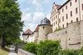 Marienberg castle Royalty Free Stock Photo