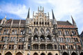 Marienplatz in Munich,Germany Stock Photo