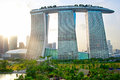 Marina bay sands resort singapore march in singapore it is billed as the world s most expensive standalone casino property at s Stock Photos