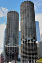 Marina City Towers, Chicago Royalty Free Stock Photo