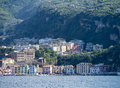 Marina Grande Harbour Photo stock