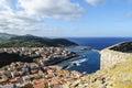 Marina in Sardinia Royalty Free Stock Photo