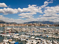 Marina - Split Royalty Free Stock Images