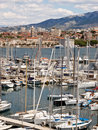 Marina - Split Stock Photography