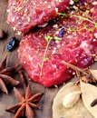 Marinated Raw Beef