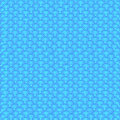 Marine fish scales simple seamless pattern in soft pastel colors