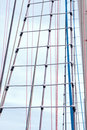 Marine rope ladder Royalty Free Stock Image