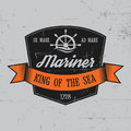 Mariner Label Poster