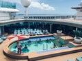 Mariner of the Seas pool deck