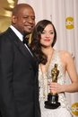 Marion cotillard forest whitaker th annual academy awards kodak theatre hollywood february los angeles ca picture paul smith Stock Images