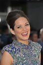 Marion Cotillard,Public Enemy Royalty Free Stock Photo