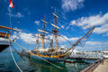 The Maritime Museum of San Diego Royalty Free Stock Photo