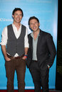 Mark Feuerstein, Tom Cavanagh Stock Image