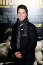 Mark johnson new york dec producer attends the world premiere of grudge match at the ziegfeld theatre on december in new york city Stock Photography