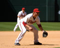 Mark Reynolds Arizona Diamondbacks. Royalty Free Stock Photo