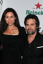 Mark ruffalo minnie driver Foto de archivo