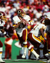 Mark rypien washington redskins Στοκ Φωτογραφία