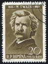 Mark Twain Images stock
