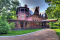 Mark Twain House Royalty Free Stock Photography