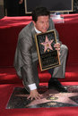 Mark wahlberg at s star ceremony on the hollywood walk of fame hollywood ca Stock Photography