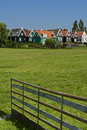 Marken, Netherlands Royalty Free Stock Image