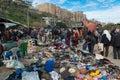 Market in Lebanon Royalty Free Stock Photo