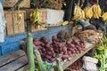 Market in Zanzibar Royalty Free Stock Photo