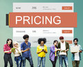 Marketing Pricing Price Promotion Value Concept